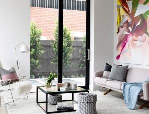 mim design--Crisp Street Apartment