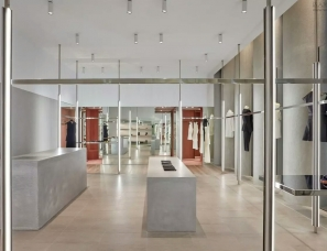 悉尼Kelvin Ho设计--时尚零售空间