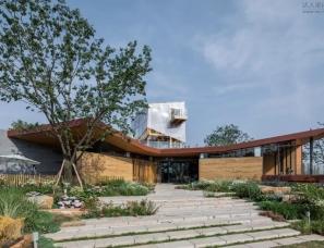 子木空间创意设计--尚作ONE DAY花房餐厅