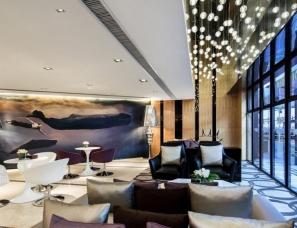 昊泽空间设计---深圳花样年幸福万象售楼处
