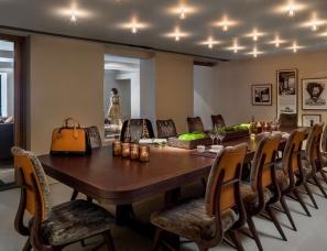傅厚民为旅行家打造的 Louis Vuitton 公寓