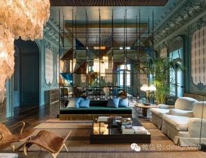 Dimore Studio设计--永恒之城,芬迪Fendi第一家至尊私享酒店