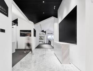 武汉众舍空间设计--深圳EMTEK·质量大众展厅