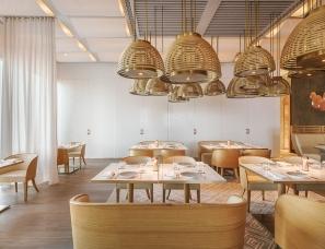 Kokaistudios设计--科威特四季酒店Dai Forni和Sintoho餐厅