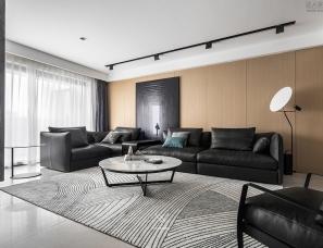 菲拉设计 | 「吝·色」 台式现代风格