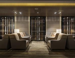 陈德坚设计—香港国际机场环亚机场贵宾室(西大堂)