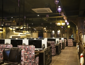 芜湖金丝雀设计--哆啦网咖星悦店