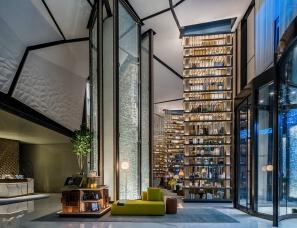 CCD&AB Concept设计--北京三里屯洲际酒店[完整版]