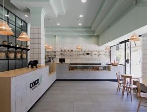 Nihil Estudio设计--Coconut Pasteleria糕点店