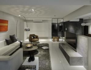 舨舍设计--149㎡现代风格住宅