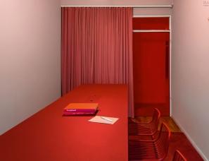 Ester Bruzkus--柏林550㎡色彩鲜艳的Futurice工作空间