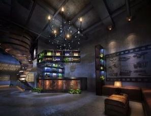北京海岸设计--天下牧场烤100