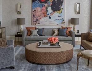 Helen Green设计--Family House Chelsea
