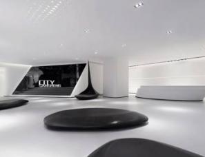 广州共生形态工程设计--福建三盛滨江国际销售中心