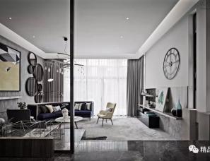 硕瀚创研设计--佛山誉海半岛别墅样板房