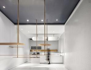 南筑空间设计--龙沙宝石烘焙