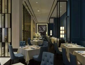 上海泓叶室内设计--新亚都城经典酒店