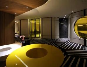 深圳羲玛设计郦波作品--凌云|平安国际金融中心102层