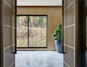 朱周空间设计--绿地景德镇售楼处