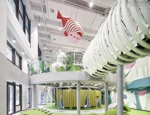 浅深室内设计--东原启城 – 童梦童享3.0