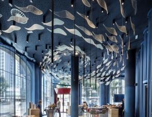El Equipo Creativo设计--金枪鱼精品餐厅