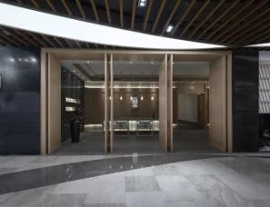 观享际设计--原木空间,空灵意境·南京上座SPA养生馆