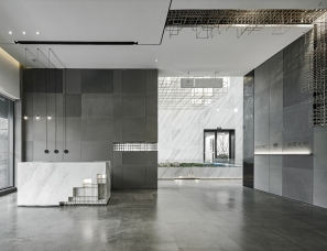 大观自成设计丨中南·湖悦天境:融汇中西的当代美学设计