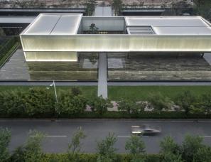深圳华汇设计--深圳湾超级总部基地城市展厅