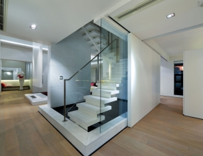 郑炳坤设计--成都紫檀轩售楼处&样板房