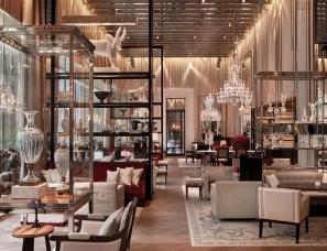 Gilles & Boissier设计--酒店