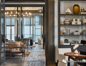 AB Concept伍仲匡设计--三亚保利瑰丽酒店