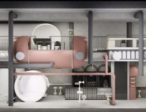 唯想国际设计--宝龙创想实验室