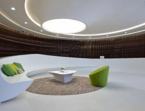 集艾设计--上海虹桥世界中心--智慧办公