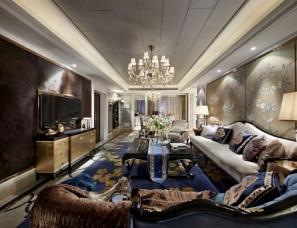 深圳盘石设计--湖北宜昌·恒信中央公园101户型样板房