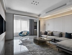 GHB空间设计--住宅实景丨訴光