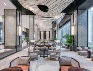 毕路德建筑设计--无锡太湖华邑酒店
