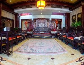 白音设计---天津市滨海新区水木清华