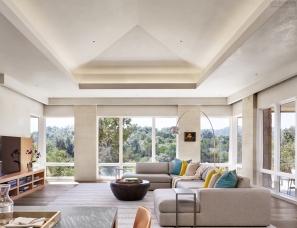 奥斯汀:现代化公寓,时尚不冷感