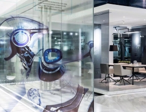 上海集艾设计--万科御河硅谷