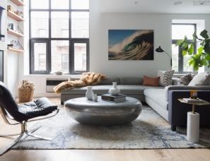 Decor Aid--纽约 SoHo 复式公寓
