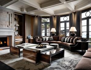 Ferris Rafauli 设计--多伦多5000万奢侈住宅