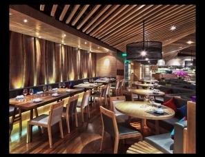 """陈德坚—日式餐厅——洋溢生命力的""""芝麻粒"""""""