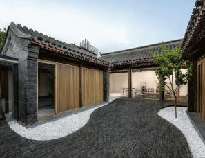 建筑营设计--北京民居改造