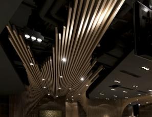 香港罗灵杰&龙慧祺设计---YOHO Midtown住客会所