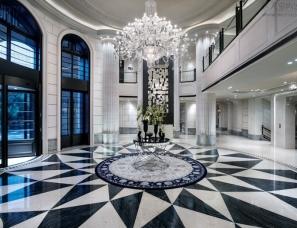 香港CCD设计--重庆解放碑威斯汀酒店