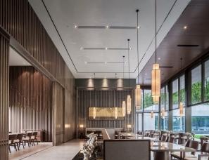 思联建筑设计--桃花源茶室
