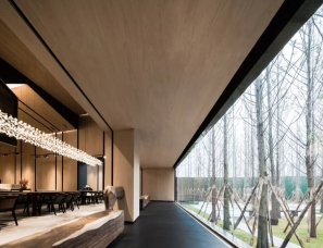 ENJOY DESIGN设计--重庆万科森林公园售楼处