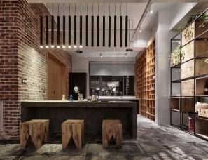 温州目后设计--曼瑞德集团公司总部核心办公空间