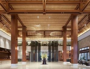 C&C DESIGN设计--鹭湖半山温泉度假中心