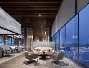 台湾大易国际邱春瑞设计--港中旅成都海泉湾展示中心